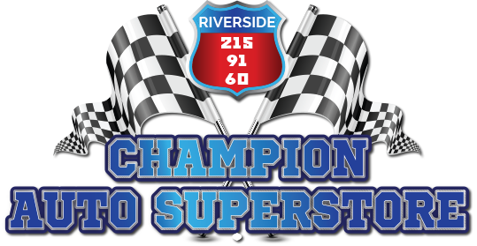 Champion Auto Superstore Riverside  Logo