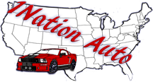 1 Nation Auto Logo