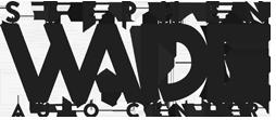 Stephen Wade Auto Center Logo