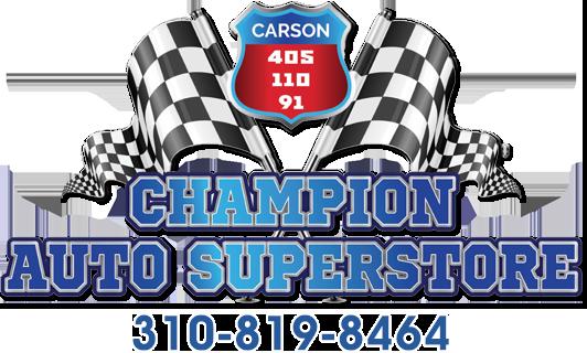 Carson Champion Auto Superstore  Logo
