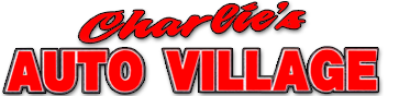 Charlies Auto Village Logo