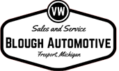 Blough Auto Sales Logo