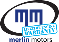 Merlin Motors Logo