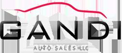 Gandi Auto Sales Logo