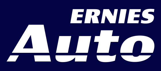 Ernie's Auto Sales Logo