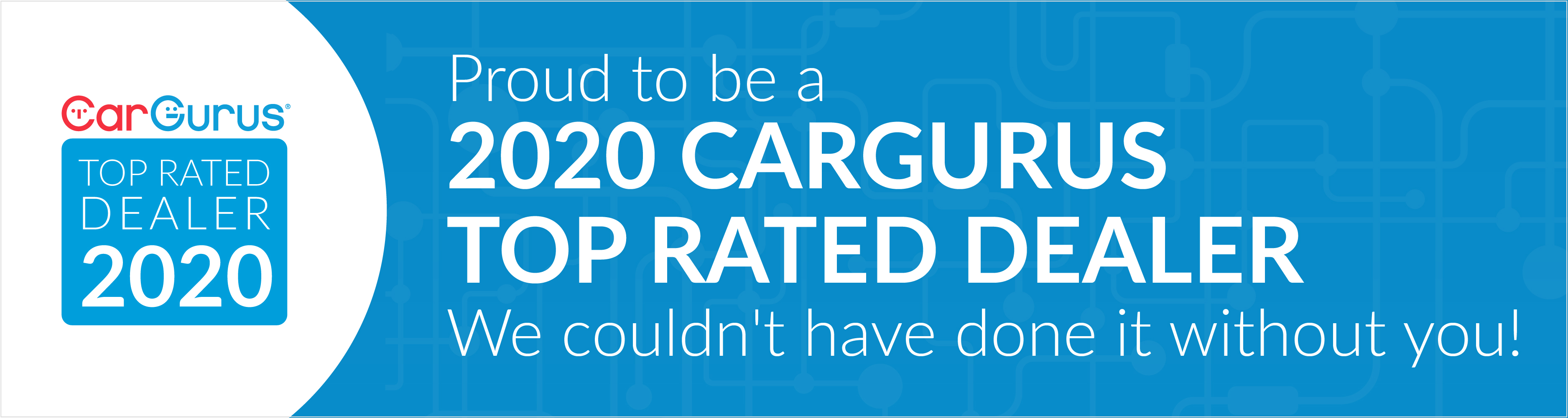 CarGurus Top Rates Dealer 2020