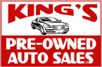 King's Pre-Owned Auto Sales LLC Logo