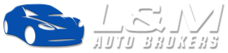 L and M Auto Brokers Logo