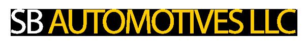 SB Automotives LLC  Logo
