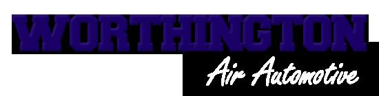 Worthington Air Automotive Alternate Logo