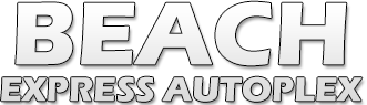 Beach Express Autoplex Logo