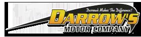 Darrow's Motor Company Logo