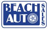 Beach Auto Logo