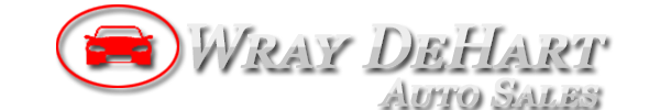 Wray DeHart Auto Sales Logo