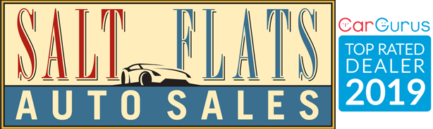 Salt Flats Auto Sales Logo
