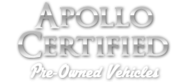 Apollo Certified Pre-Owned Vehicles Logo