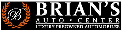 Brian's Auto Center Logo