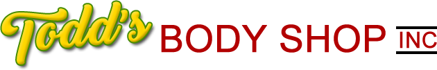 Todd's Body Shop Inc. Logo