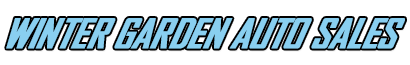 Winter Garden Auto Sales Logo