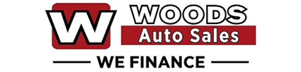 Woods Auto Sales Logo