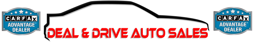 Deal & Drive Auto Sales Logo