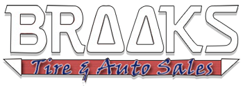 Brooks Tire & Auto Sales Logo