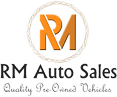RM Auto Sales Logo