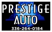 Prestige Auto Logo