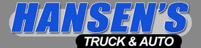 Hansen's Truck & Auto Logo
