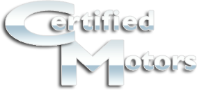 Certified Motors Logo