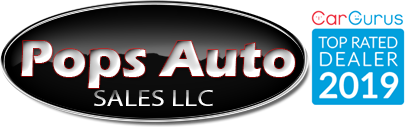 Pops Auto Sales LLC Logo