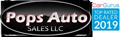 Pops Auto Sales LLC Logo