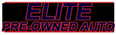 Elite Pre-Owned Auto Logo