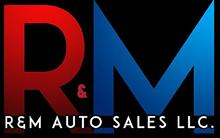 R & M AUTO SALES LLC Logo