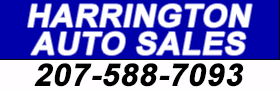 Harrington Auto Sales Logo