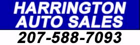 Harrington Auto Sales Logo
