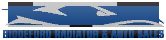 Biddeford Radiator & Auto Sales Logo