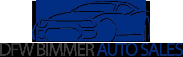 DFW Bimmer Auto Sales Logo