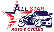 All Star Auto & Cycles Logo