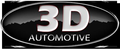 3D Automotive Logo