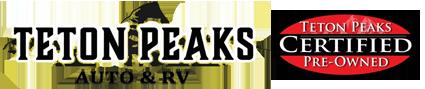 Teton Peaks Auto & RV Logo