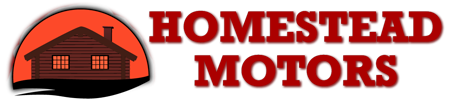 Homestead Motors - Highland Logo