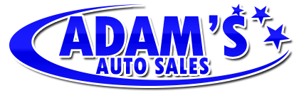 Adam's Auto Sales Logo