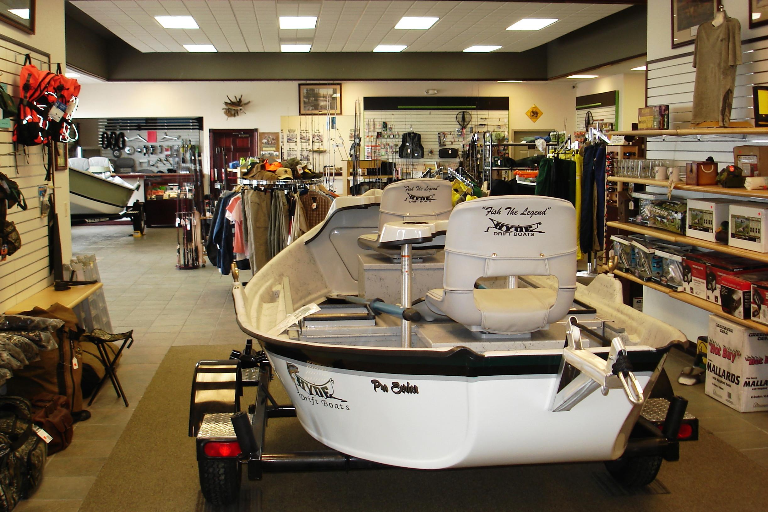 Hyde Boat
