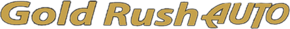 Gold Rush Auto Logo