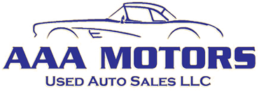 AAA Motors Used Auto Sales Logo