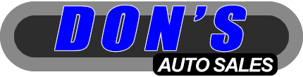 Don's Auto Sales Logo