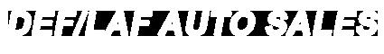 Def/Laf Auto Sales Logo