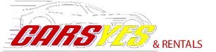 Cars Yes Sales and Rentals Logo
