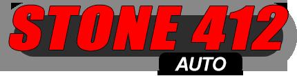 Stone 412 Auto Logo